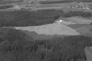 Solarpark - Höslwang