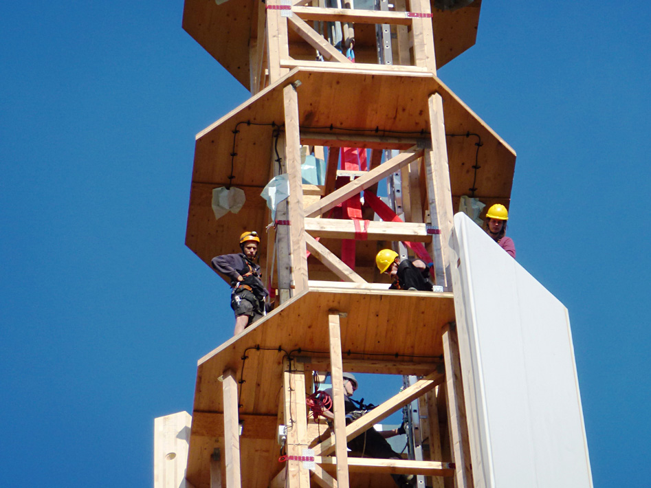 Timbertower - Hannover