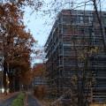 Vier 7-geschossige Punkthäuser in Erlangen