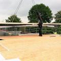 Erste Holzbau Aufstockung in NRW Gebäudeklasse 4