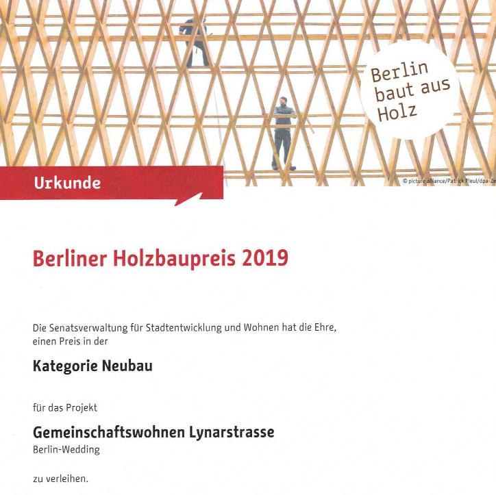 Berliner Holzbaupreis