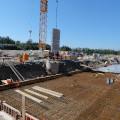Baubeginn in Kolbermoor