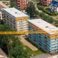 Monheim - 5 Dachaufstockungen in 5 Monaten Bauzeit fertiggestellt