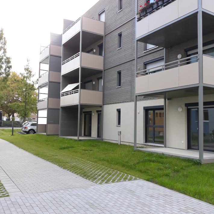 Odenwaldring & Weikertsblochstraße - Offenbach